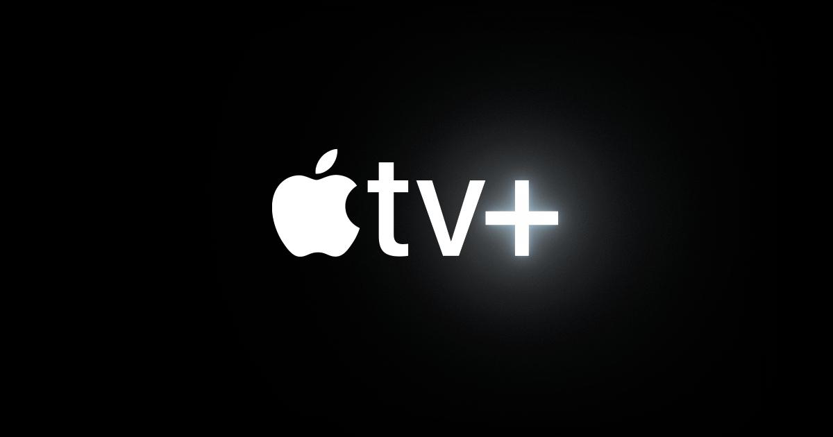 Apply TV Plus logo (copyright Apple inc)